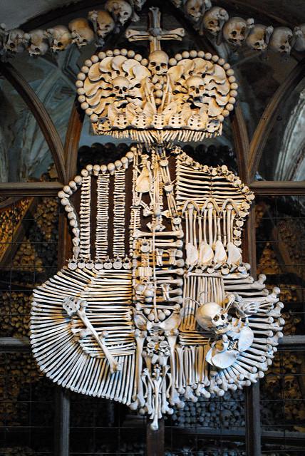 Skull church