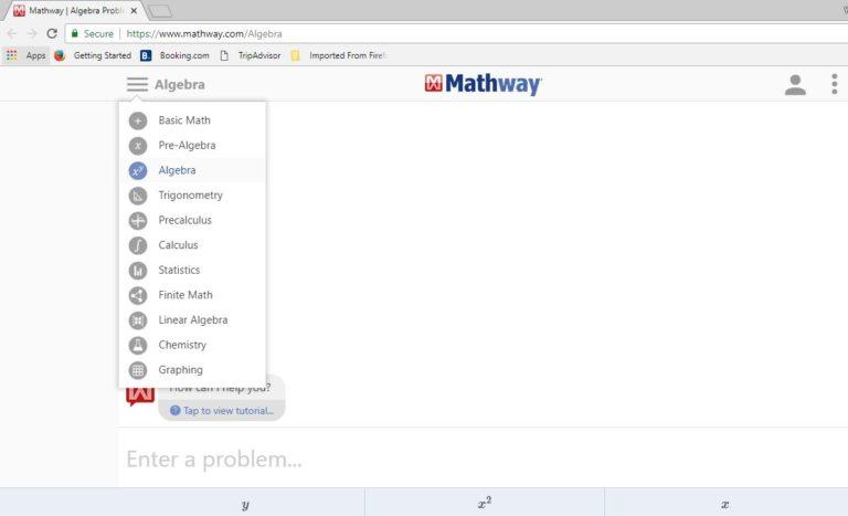 mathway algebra knowledgeride